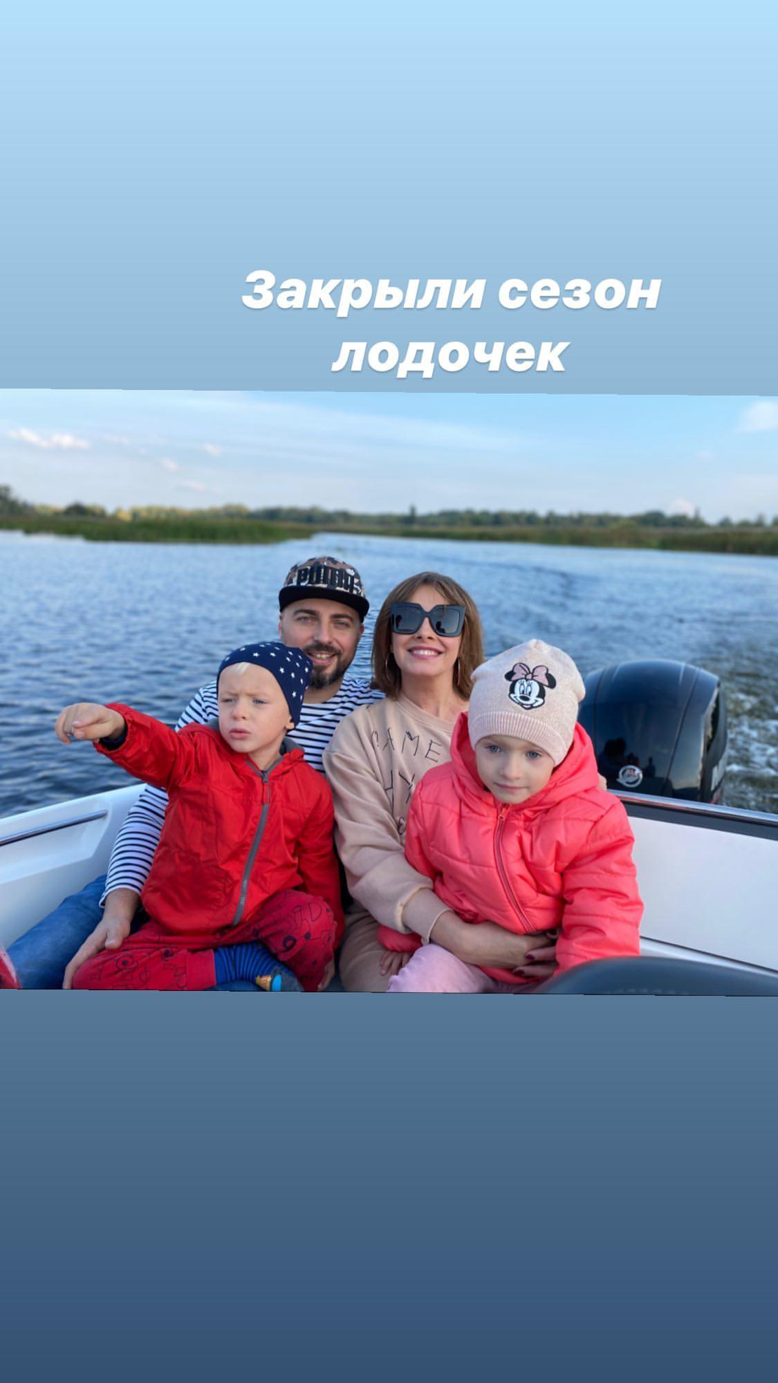 Закрылся сезон: счастливая Елена Кравец тронула редкое семейное фото с отдыха