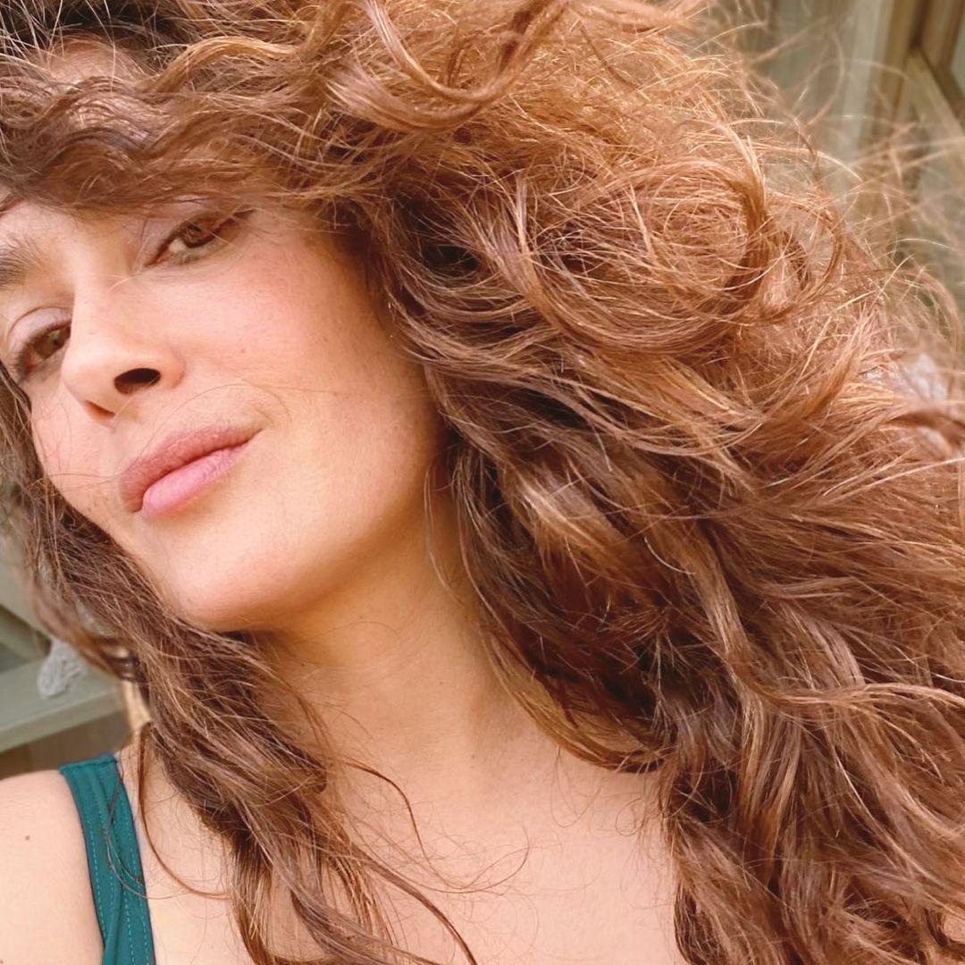Вечно молодая: 54-летняя Сальма Хайек восхитила красотой на селфи крупным планом