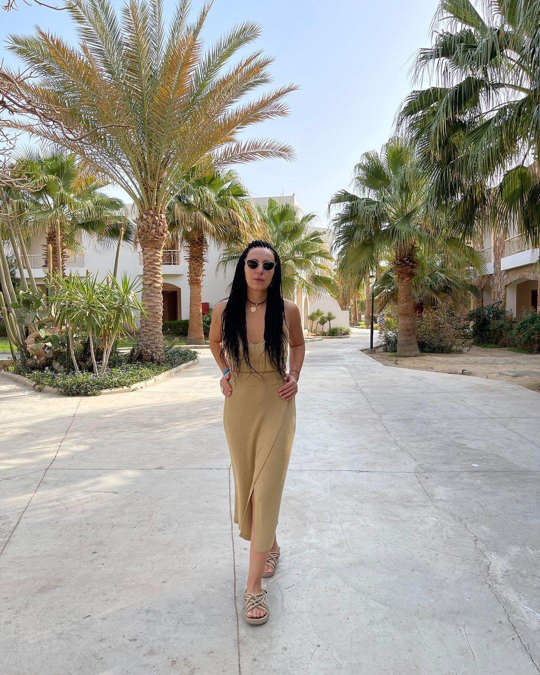 Амазонка: Джамала підкорила стильним образом на відпочинку в Єгипті
