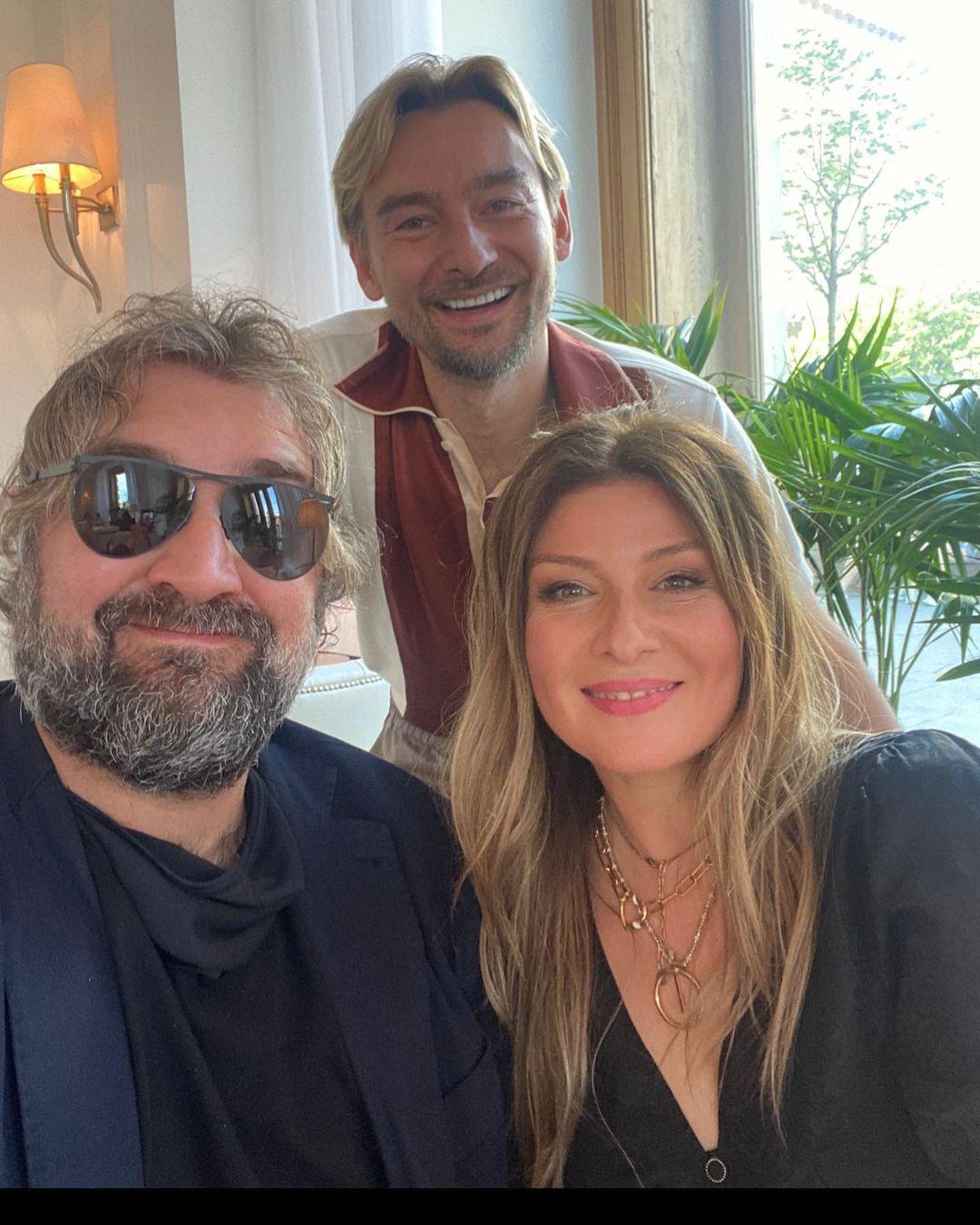 Любимые люди: Алан Бадоев удивил снимком с бывшей женой
