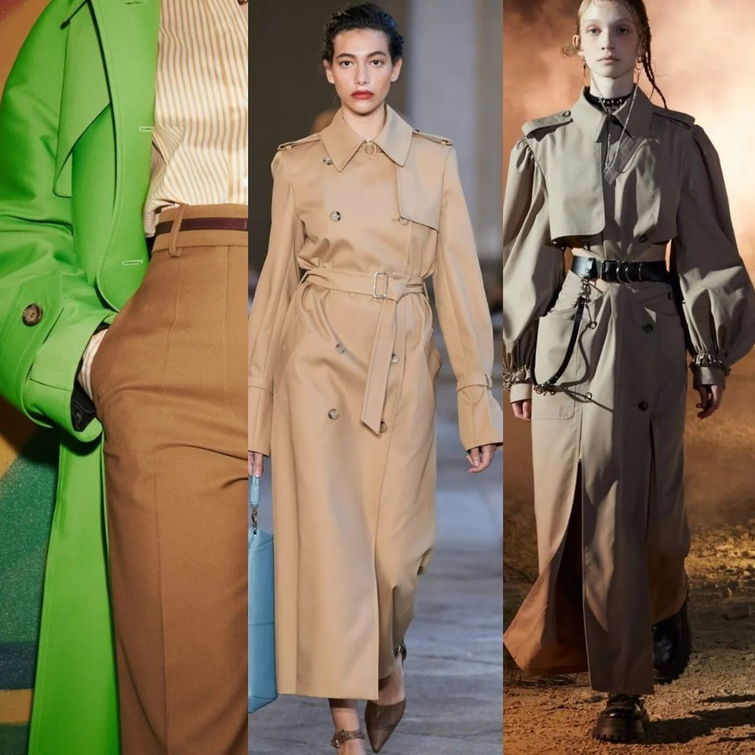 Модні тренчі на осінь 2021: стиліст дала поради, яким віддати перевагу