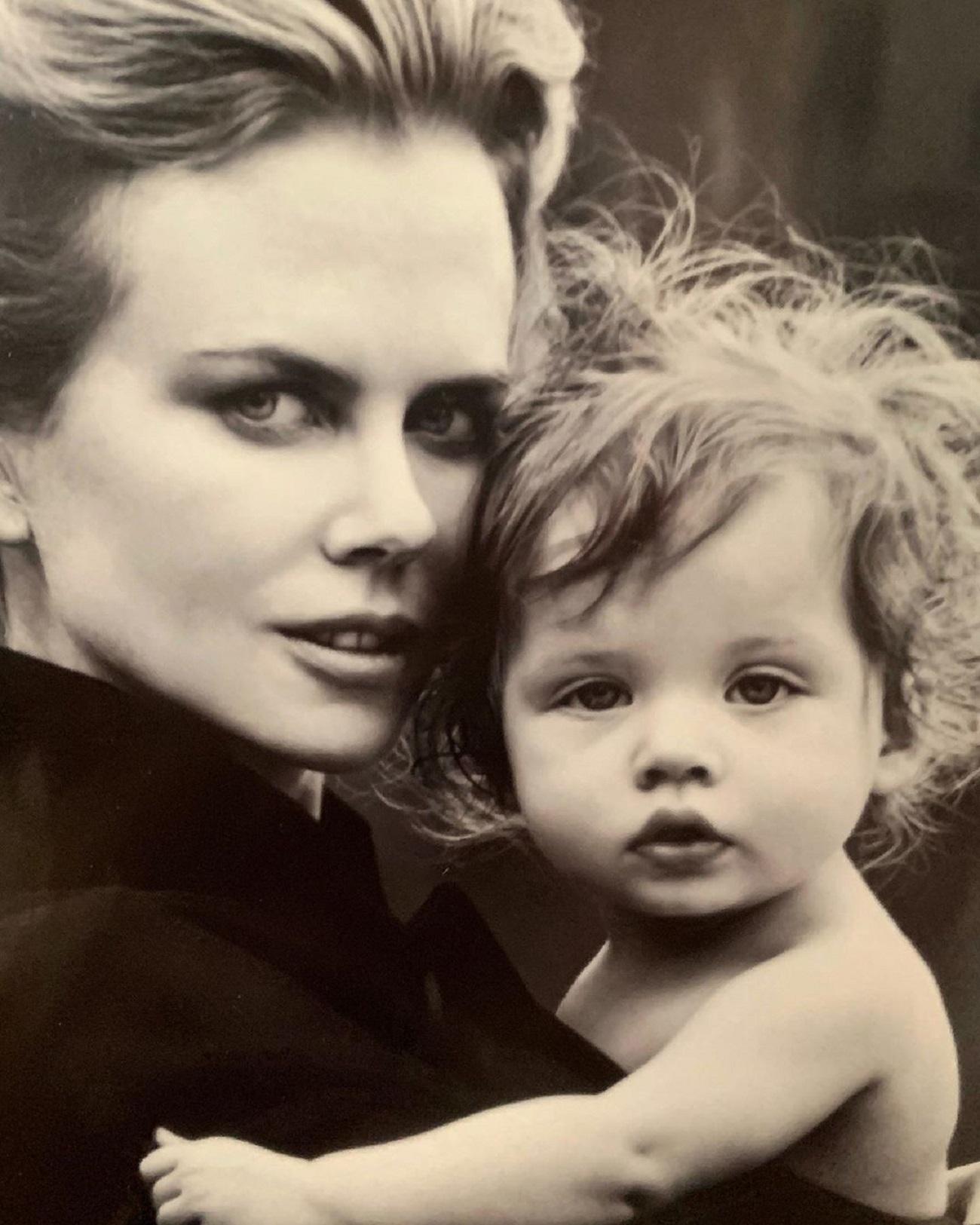 Идеальная мама: Николь Кидман эмоционально поздравила дочь с 10-летием