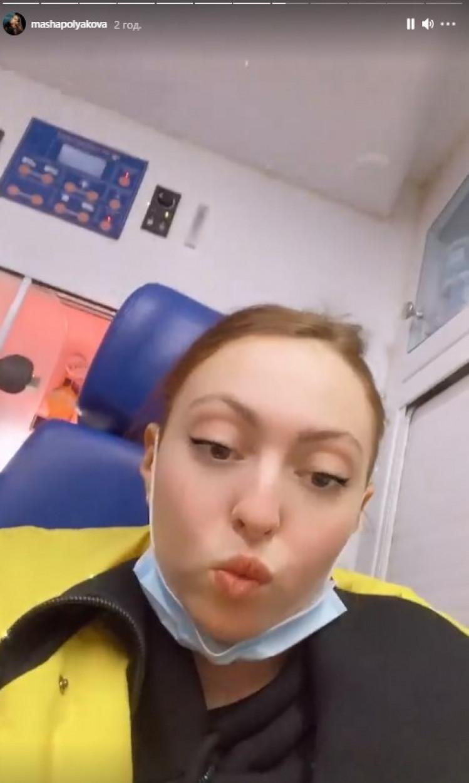 Дочка Оли Поляковой экстренно попала в больницу