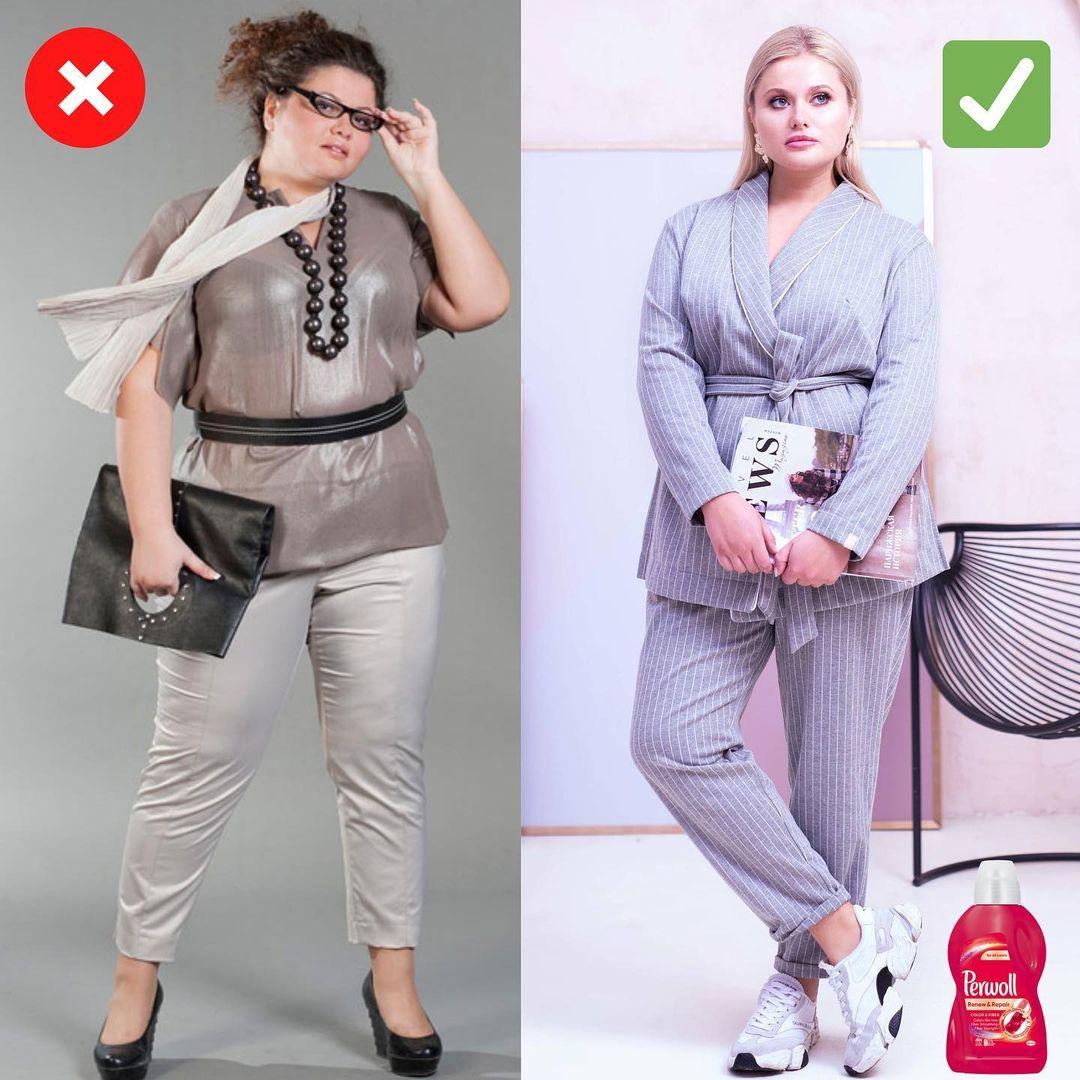 Пора уже наконец-то себя полюбить: Андре Тан показал примеры, как одеваться точно не стоит