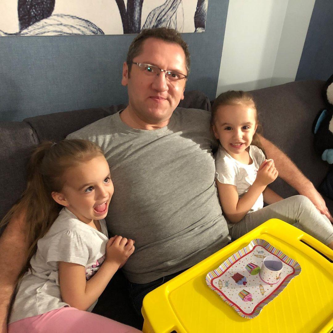 Украинский актер развелся после 17 лет совместной жизни, признался в измене: его видели дети
