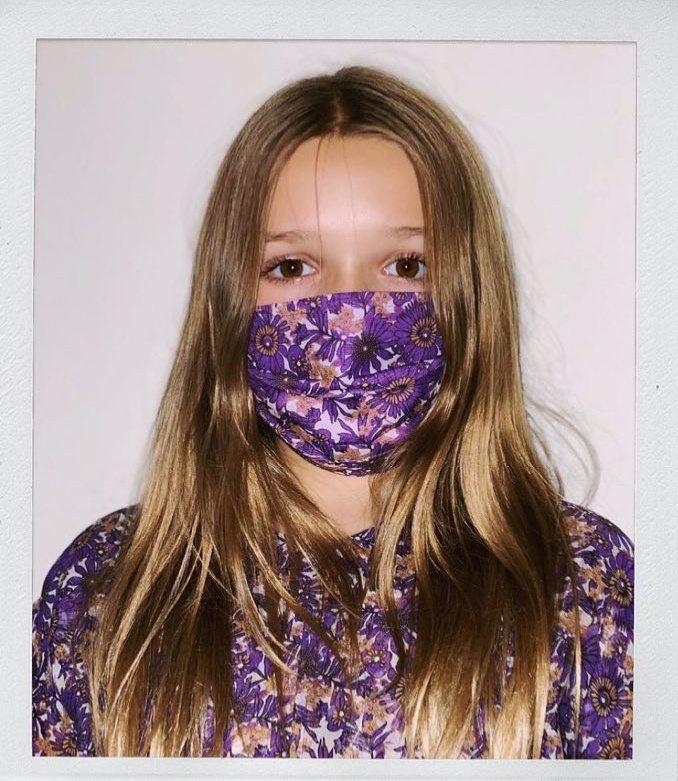 Какая она хорошенькая: Виктория Бекхэм восхитила сеть красотой своей 9-летней дочери