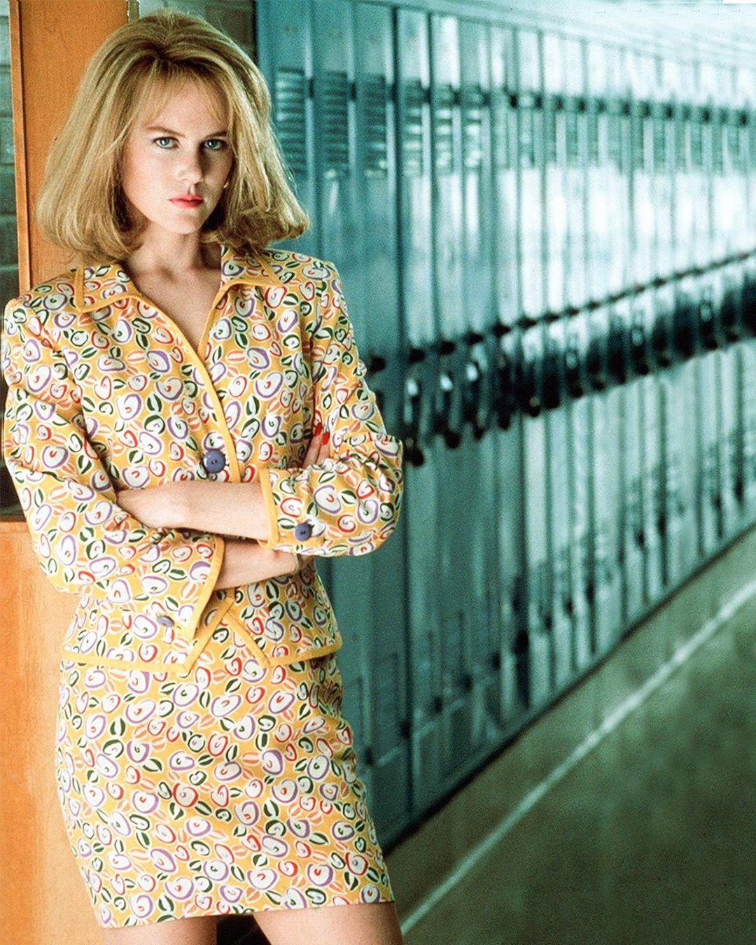 Николь Кидман показала редкие фото архивные из молодости: слишком хороша